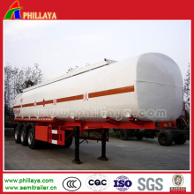 45000 Liters Fuel Tanker Trailer