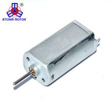 Motor de CC a prueba de agua de par reducido de alto rpm usado ancho