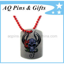 Stainless Dog Tag with Digital Printing