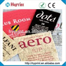 calor transferência livre de etiqueta etiquetas para roupas