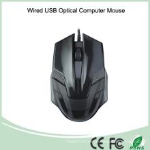 Ratón óptico acorazado vendedor superior para el ordenador portátil y el tablero del escritorio