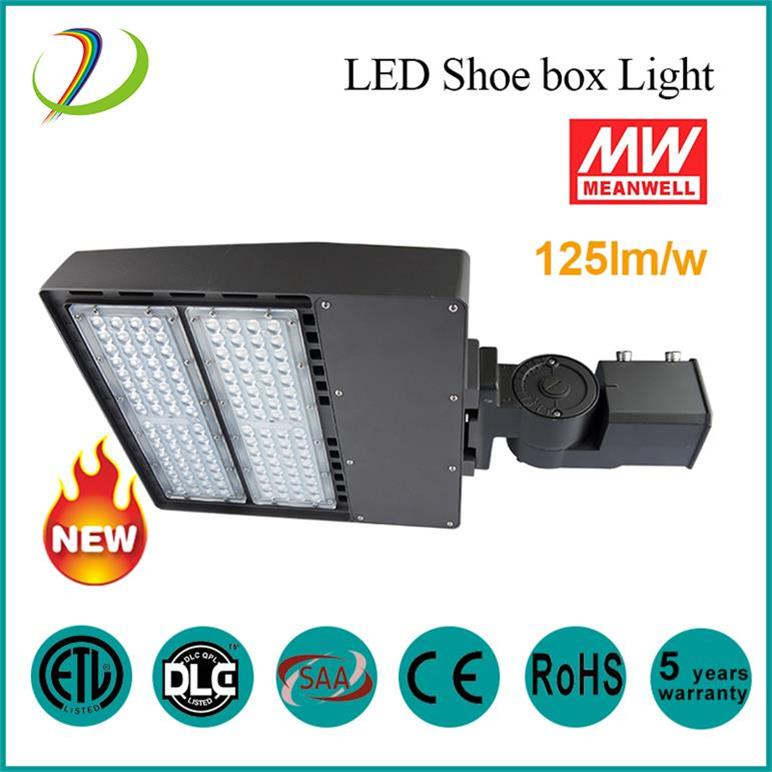 100W Shoebox Led Street Light Housing
