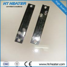 Hoja de calentador de mica de acero inoxidable