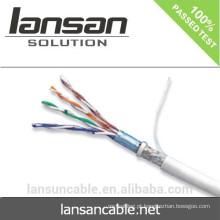 Cat5e UTP lan cabo com alta qualidade