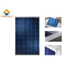Módulo de panel solar policristalino de alta eficiencia de 220 vatios