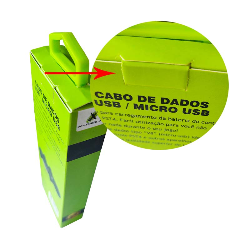 Design The Data Line Card Box