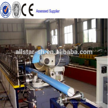 High quality Allstar Downspout roll forming machine for sale,downspout making machine for sale