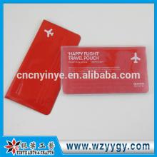 carteira do passaporte em alto-relevo de cor cheia