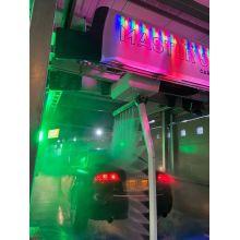 Equipo de lavado de autos automático