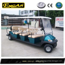 EXCAR cheap 8 seats electric signtseeing bus mini tour car china bus