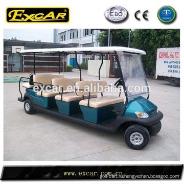 EXCAR дешевые 8 мест электрический мини-автомобиль попробуйте автобусный тур в Китай на автобусе