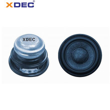 Nice neodymium 50mm paper cone 4ohm 5w speaker