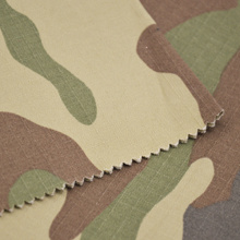 100% Cotton Camouflage Fabric