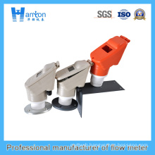 Plastic All-in-One Type Ultrasonic Level Meter Ht-006