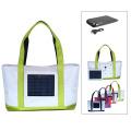 Sacoche ECEEN Solar Charger Back Pack avec sac de plage de panneau solaire de 2.4W