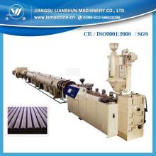 Máquina plástica de Jiangsu para tubulação do HDPE, tornando a planta CE/ISO/SGS