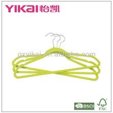 Флуоресцентная вешалка с вырезом и штанинами