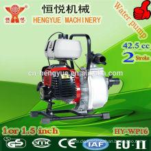 professionelle Gartengeräte Wasser Pumpe 1hp Benzin Wasser Pumpe Ersatzteile