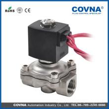 COVNA 2W31 Electroválvula de diafragma hidráulico de 2/2 vías normalmente cerrada