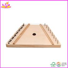 2014 nouveau et populaire jouet en bois de xylophone, jouets musicaux en bois - jouet d'enfants de musique Xylophone W07c027