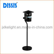 PC+Iron Indoor UV Flow Lamp with Stand Mosquitos Catcher