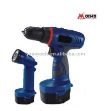 Herramientas eléctricas QIMO N14404S2 14.4V Taladro inalámbrico de dos velocidades