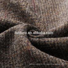 Vintage Savile Row Wolle Tweed Stoff für Cape Jacke Bereit zum Versand