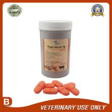 Médicaments vétérinaires de Levamisole Bolus 1000mg