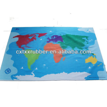 large size printed mat,big size printed doormat, 1x2' printed game mat