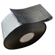 Polypropylene bitumen adhesive tape for anti corrosion of underground flange valve fitting