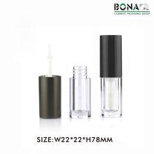 Made in China 4ml como Lip Balm Garrafa Lip Gloss Tube