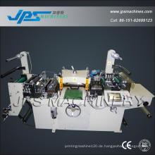 Automatische Etikettenaufkleber Papierrolle Die-Cutter Machinery