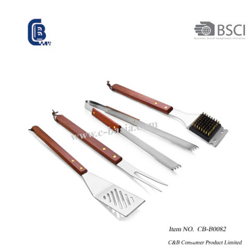 Bbq Set Outdoor Pinic BBQ Grill Zubehör Set