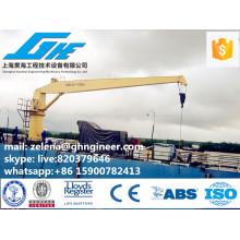 Provision Handling Kran für Dwt Bulk Carrier
