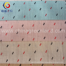 Imitate Cotton Linen Printed Fabric of 100%Cotton Textile (GLLML184)