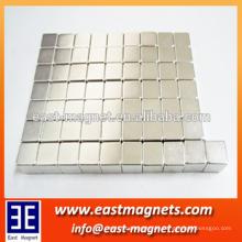 N35 Würfelform gesinterte Sonnenkollektoren Magnet