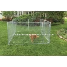 10′x10′x6′ Galvanized Classic Dog Breeding Cages