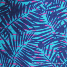 Oxford 420d impressão Nylon Crinkle tecido com revestimento de PU (XQ-426)