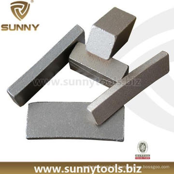 Kantenschnitt-Diamant-Klinge-Segment (SN-12)