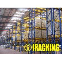 Rack de armazenamento de armazém pesado (IRA)