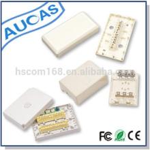 DP caja de plástico al aire libre cable de distribución de cable