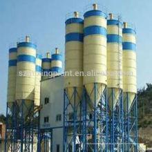 Hot Selling HZS180 pequena planta de mistura de cimento
