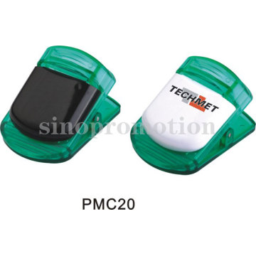 Magnetclip Kunststoff Magnetclip Starker Magnetclip (PMC20)