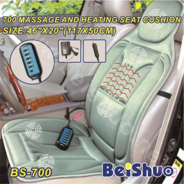 Vibration Back Massage Electric Massaging Vibrating Massager Car Cushion