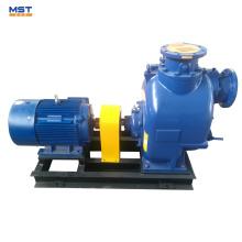 Pompe à eau auto-amorçante avec moteur 120hp