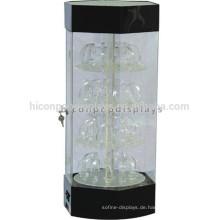 Einzelhandel Watch Store Counter Top Acryl Tasche Armbanduhr Display Stand