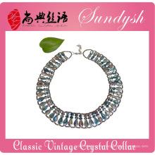Collares Joyas 2015 Bling collar collar de cristal