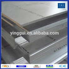 6061 T4/ T6 aluminum alloy sheet / plate in stock