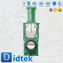 Didtek válvula de compuerta neumática europea del interruptor de la conmutación de la calidad