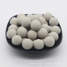Inert Ceramic Ball para Catalyst Support Media